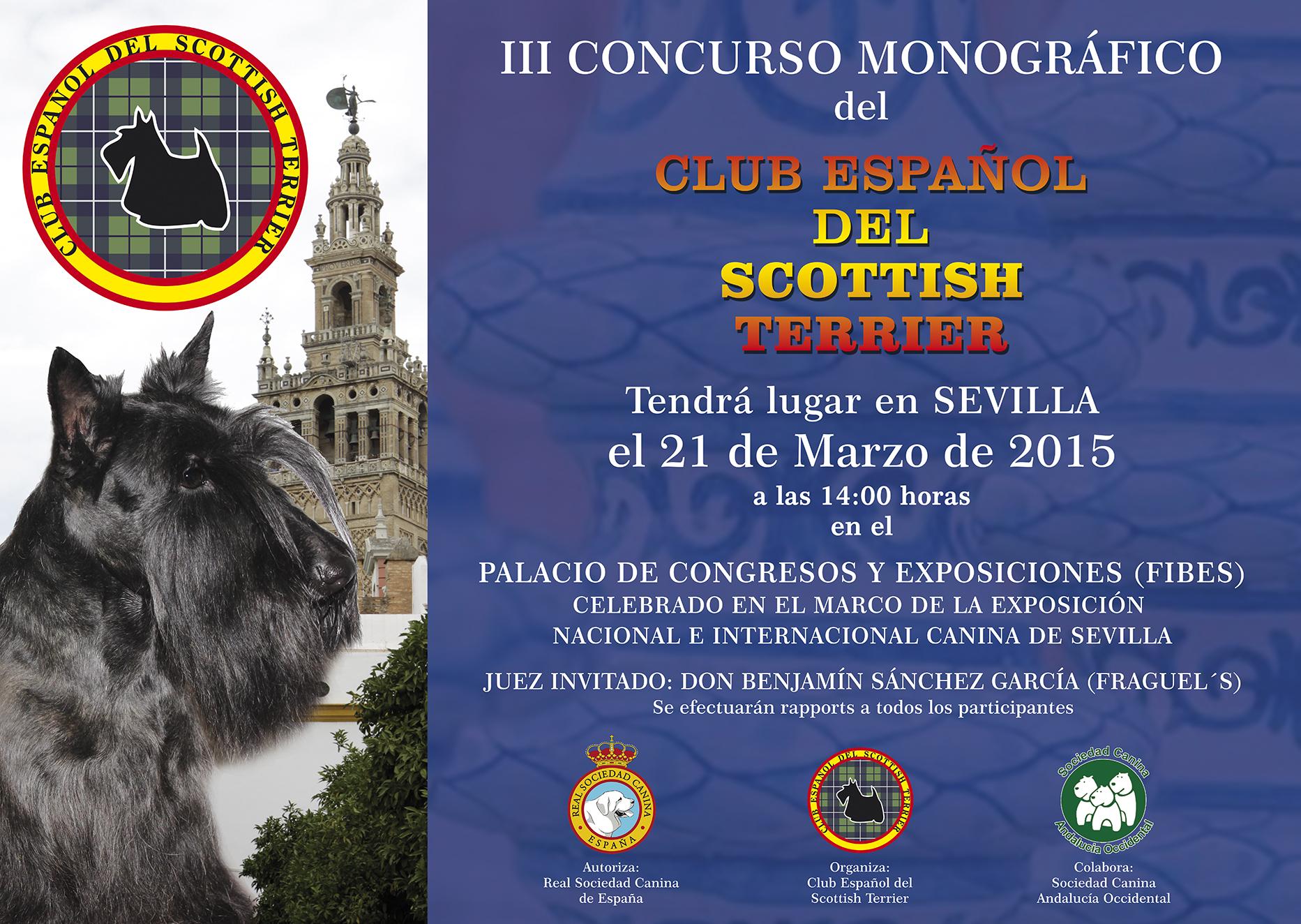 III Concurso Monografico Sevilla cara A